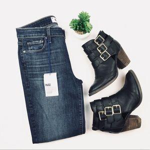 Paige Verdugo crop jeans NWT